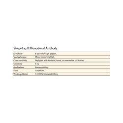 EMD Millipore - 71590-3 - StrepTag II Monoclonal Antibody