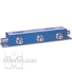 L-Com Global Connectivity - 90-50203 - 3-Stub Compact 1553 Bus Coupler