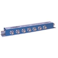 L-Com Global Connectivity - 90-50217 - 7-Stub Compact Term 1553 Bus Coupler