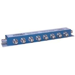 L-Com Global Connectivity - 90-50218 - 8-Stub Compact Term 1553 Bus Coupler