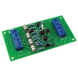 L-Com Global Connectivity - ALPR-HYP331-1 - Replacement Circuit Board for AL-D4-DTW