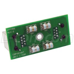 L-Com Global Connectivity - ALPR-HYP356 - Replacement Circuit Board for CMSP-CAT6T-4 and RMSP-CAT6T-4