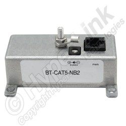 L-Com Global Connectivity - BT-CAT5-NB2 - BT-CAT5-NB2 DC Injector for use with NB141207-4H0N ONLY