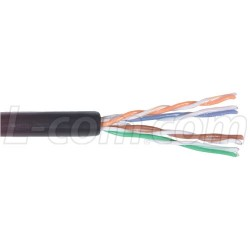 CommScope - CA5NF4-FOOT - CommScope Cat5e 5NF4 Ultra II , By The Foot