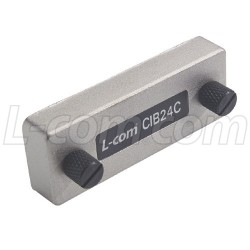 L-Com Global Connectivity - CIB24C - IEEE-488 Shielded Cover, Mates Female GPIB Connectors