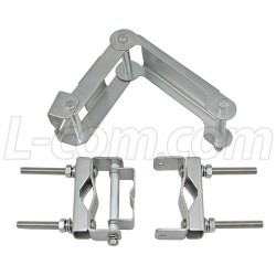 L-Com Global Connectivity - HGX-PMT31 - Sector Panel Antenna Replacement Mounting Hardware