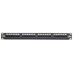 L-Com Global Connectivity - LE-5G596-U24 - Leviton Cat5e 24 Port Patch Panel