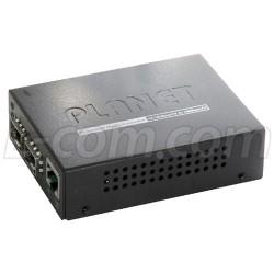 PLANET Technology - FT-1205A - Planet 1 10/100TX- 2 SFP 100FX Redundant Media Converter