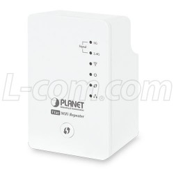 PLANET Technology - WRE-1200-US - 1200Mbps 802.11ac Dual Band Wall Plug WiFi Range Extender