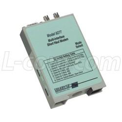 Telebyte - 8277 - Telebyte DIN Rail Fiber Optic Media