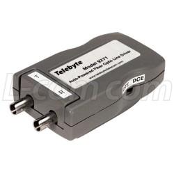 Telebyte - 9271 - Telebyte RS232 Fiber Optic Auto Powered Line Driver