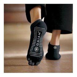 Gaiam - 05-52223 - Gaiam - All Grip Yoga Socks-Small/Medium