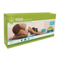 Gaiam - 05-53724 - Gaiam - Yoga Beginner's Kit