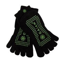Gaiam - 05-58824 - Gaiam - Grippy Yoga Socks-Small/Medium
