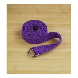 Gaiam - 05-59182 - Gaiam - Restore Premium 6FT Braided Yoga Strap