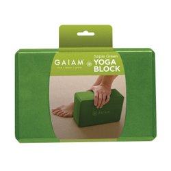Gaiam - 05-59186 - Gaiam - Restore Yoga Block-Apple Green
