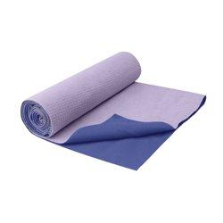 Gaiam - 05-59268 - Gaiam - Restore No-Slip Yoga Towel-Deep Purple