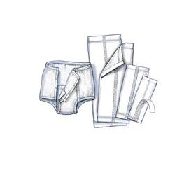 Covidien - 1530 - (Kendall) Simplicity Garment Liner-125/Case