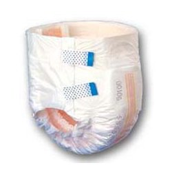 PBE (Principle Business Enterprises) - 2122 - Tranquility SlimLine Disposable Fitted Brief (Medium) 96/Case