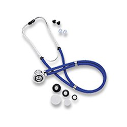 Omron - 416-22-BLK - Sprague Rappaport Style Stethoscope-Black