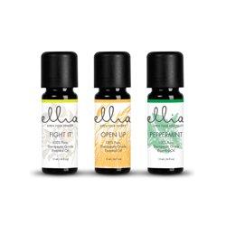 HoMedics - ARM-EO10AP2 - Ellia Essential Oil 3-Pack-Breathe Deep