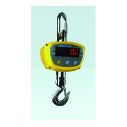 Adam Equipment - LHS 1000A - Adam Equipment LHS 1000A Rechargeable Battery Crane Scales; 500kg x 0.1kg 120 V