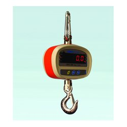 Adam Equipment - SHS 600A - Adam Equipment SHS 600A Battery Operated Crane Scales; 300kg x 0.05kg