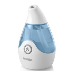HoMedics - UHECM15 - HoMedics Personal/Portable Ultrasonic Cool Mist Humidifier - Ultrasonic, Cool Mist - 21.98 fl oz Tank