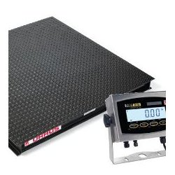 Ohaus - VX32XW5000L - Ohaus VX32XW5000L Washdown Floor Scale, 5000lb, 4 x 4' Platform; 115V