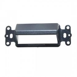 Arlington Industries - CEDH1BL - Arlington Industries CEDH1 Horizontal Reversible Low-Voltage Cable Entrance Plate
