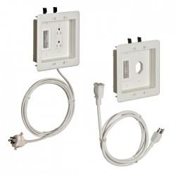 Arlington Industries - TVBR22K - Arlington Power Accessory Kit