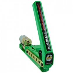 CablePrep - COBRA360-G - Cable Prep COBRA 360 Compression Tool 6/59/7/11 - Green