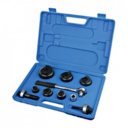 Eclipse Tools - 902-481 - Eclipse Quick Punch Manual Knock-Out Kit