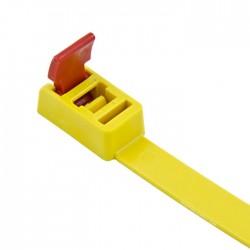 Hellermann Tyton - 115-00030 - Cable Tie with quick release mechanism Speedy-ClickSpeedyTie (RTT750HR)