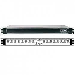 Holland Electronics - HMS-16APR - Holland Electronics 16 Channel Rack Mountable Multiswitch