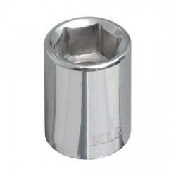 Klein Tools - 65703 - Klein Tools 3/8' Drive - 9/16' Standard 6-Point Socket