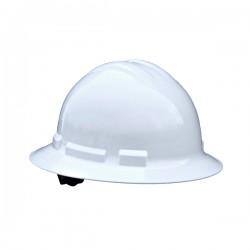 Radians - QHR6 - Radians Full Brim Hard Hat 6-Point Ratchet - White