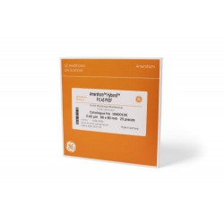 GE (General Electric) - 10600123 - Amersham Hybond LFP Sandwich 0.2m PVDF + 3MM Chr Paper 80mmx90mm 10+20/PK