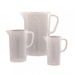 Other - 326485-0250 - Tall Form Polypropylene Beaker with Handle