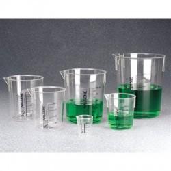Thermo Scientific - 1201-0250-PK6 - Nalgene Tapered Plastic Beakers