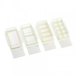 Chemglass - 229161 - Celltreat Chambered Cell Culture Slides