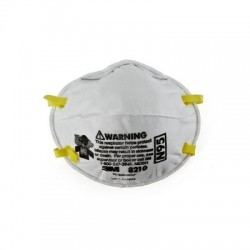 3M - 3M8210-PK20 - Disposable Dust & Mist Respirators