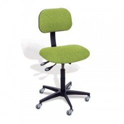 BioFit - BTT-H-HG-C - Economical Laboratory Seating