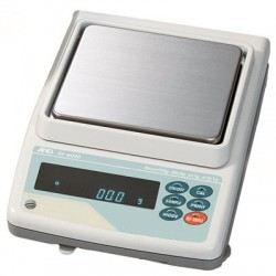 AND Weighing - GF-400 - A&D Weighing GF-400 Toploading Balance, 410g x 0.001g External Calibration, RS-232, GLP Compliant