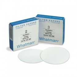 Whatman / GE Healthcare - 1003-320 - FILTER PAPER NO.3 32.0 PK100 (Pack of 100)
