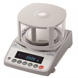 AND Weighing - FX-2000I - A&D Weighing FX-2000I Toploading Balance 2200g x 0.01g Ext.Calibration, Comparator, RS-232