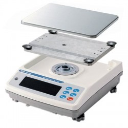 AND Weighing - GX-30K - 30kg Digital VFD Compact Bench Scale