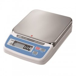 AND Weighing - HT-5000 - A&D Weighing HT-5000 Compact Scales 5100g x 1g Incl Carry Case