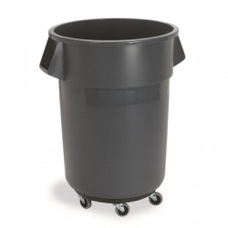 Other - EF9696B - Brute Round Containers and Dolly