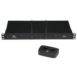 Revolabs - 01-HDVENU-NM-3Y - Executive HD Venue 2-Channel Bundle System without mics (Includes 3-Year Gold Service Plan)